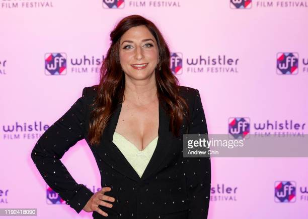 """Comedian Chelsea Peretti attends the World Premiere of """"Spinster"""" during day 3 of 2019 Whistler Film Festival on December 06 2019 in Whistler Canada"""