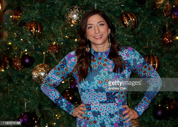 Comedian Chelsea Peretti poses for a portrait during 2019 Whistler Film Festival at the Fairmont Chateau Whistler on December 06 2019 in Whistler...