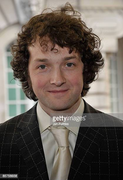 """Comedian Chris Addison attends the """"In The Loop"""" film premiere at the Curzon Mayfair cinema on April 1, 2009 in London, England."""