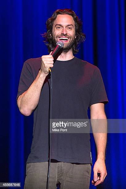 Comedian Chris D'Elia Performs at The Space at Westbury on September 18 2014 in Westbury New York