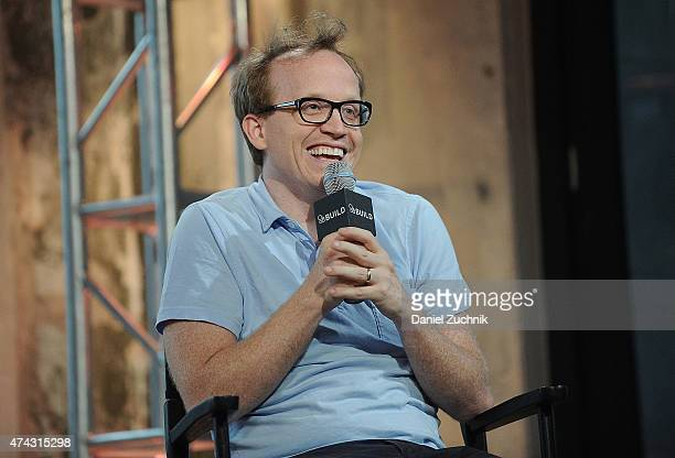 Comedian Chris Gethard attends the AOL BUILD Speaker Series Chris Gethard at AOL Studios In New York on May 21 2015 in New York City