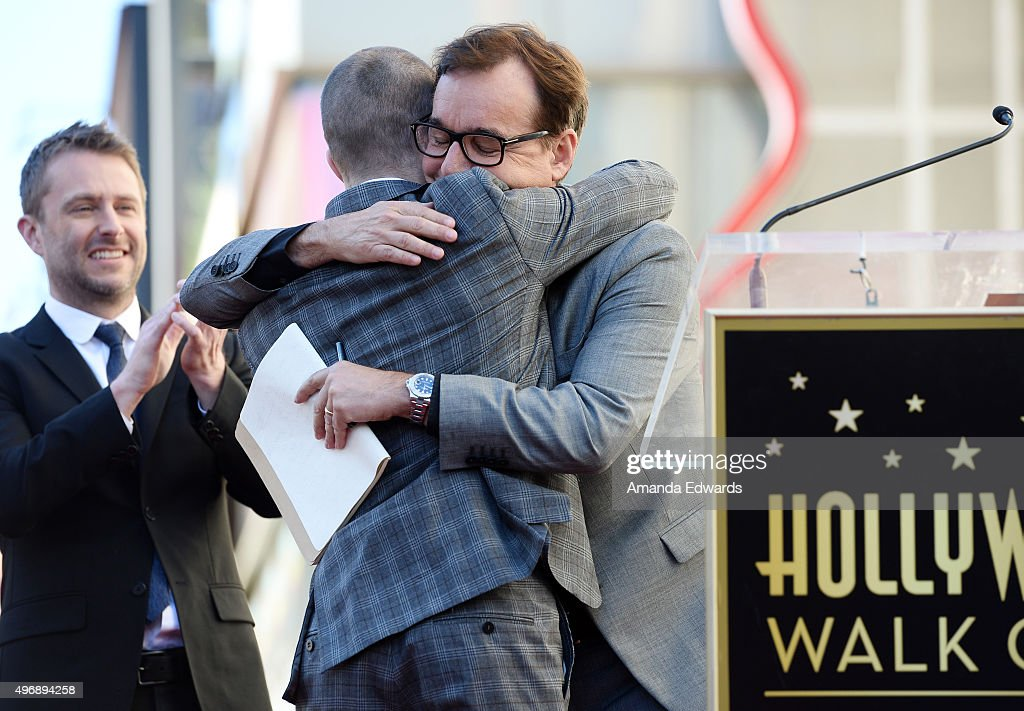 Daniel Radcliffe Honored With Star On The Hollywood Walk Of Fame : News Photo