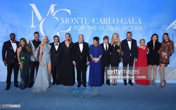 Comedian Chris Tucker, Brisish actress Jane Seymour, US musician Robin Thicke, US singer Gwen Stefani, US actor Andy Garcia, US actress Uma Thurman,...