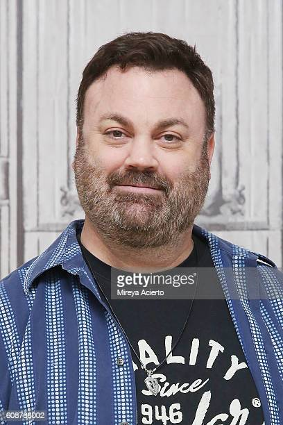 """Comedian Christopher Brian Roach visits The BUILD Series to discuss """"Kevin Can Wait"""" at AOL HQ on September 19, 2016 in New York City."""