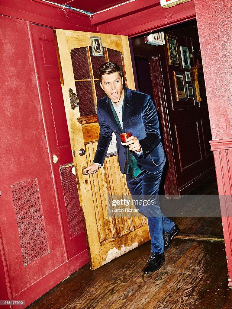 Colin Jost, Esquire Magazine, December 2014