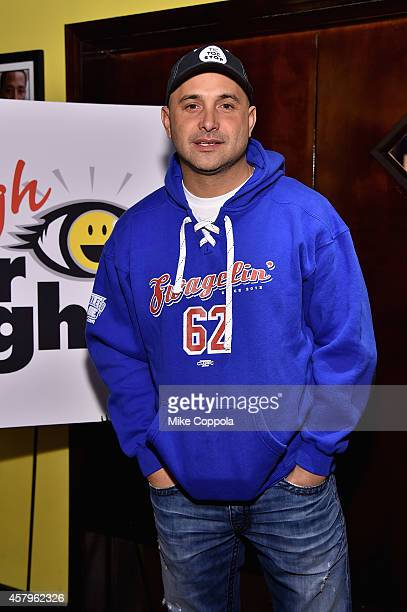 Comedian Craig Carton attends the 2014 Laugh For Sight Benefit at Gotham Comedy Club on October 27 2014 in New York City