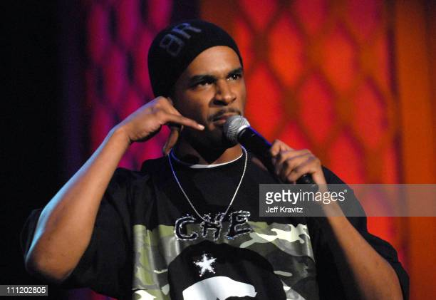 "Comedian Damon Wayans Jr. On stage during Russell Simmons' Def Comedy Jam at the HBO & AEG Live's ""The Comedy Festival"" 2007 at Caesars Palace on..."