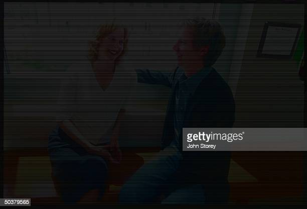 Comedian Dana Carvey and his wife Paula