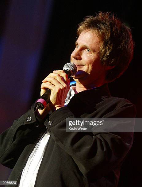 Comedian Dana Carvey performs at An Evening with Larry King and Friends to benefit The Larry King Cardiac Foundation at the Regent Beverly Wilshire...