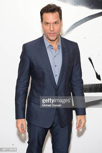 Comedian Dane Cook attends AOL's BUILD Series Presents Comedian Dane Cook at AOL Studios In New York on October 13 2014 in New York City