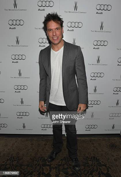 Comedian Dane Cook attends the party hosted by the Weinstein Company and Audi to Celebrate Awards Season at Chateau Marmont on January 11 2012 in Los...