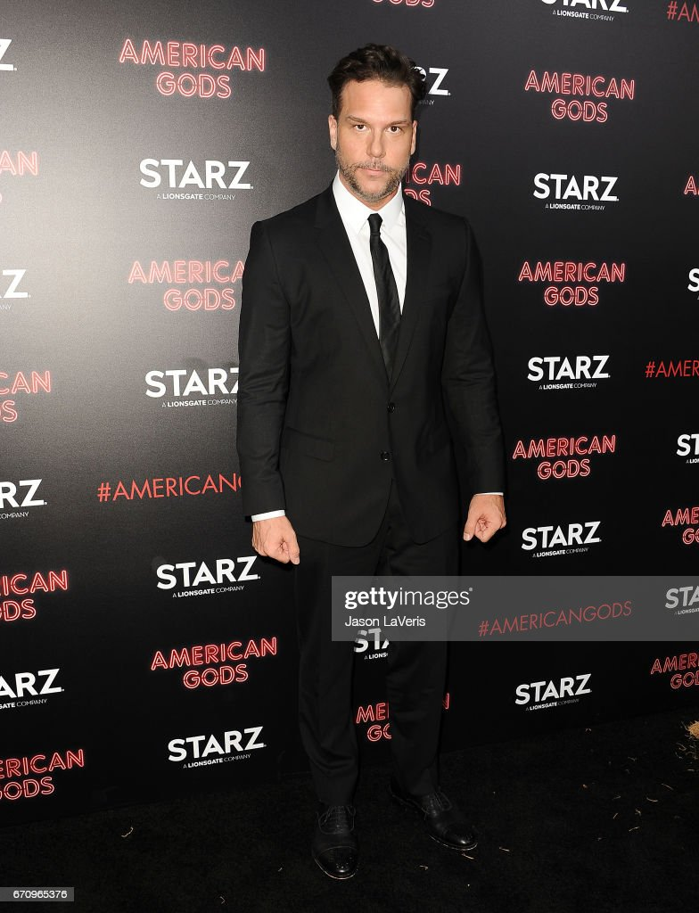 "Premiere Of Starz's ""American Gods"" - Arrivals : News Photo"
