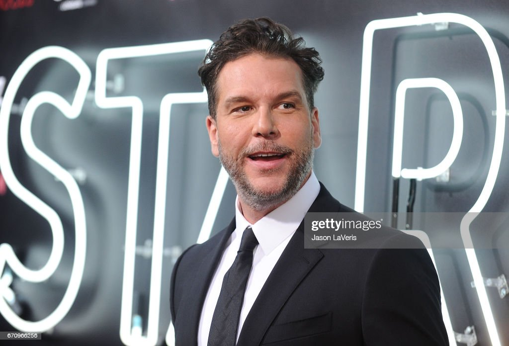Comedian Dane Cook attends the premiere of 'American Gods' at ArcLight Cinemas Cinerama Dome on April 20, 2017 in Hollywood, California.