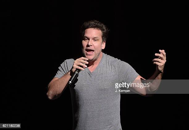 Comedian Dane Cook performs at The Beacon Theatre on November 4 2016 in New York City