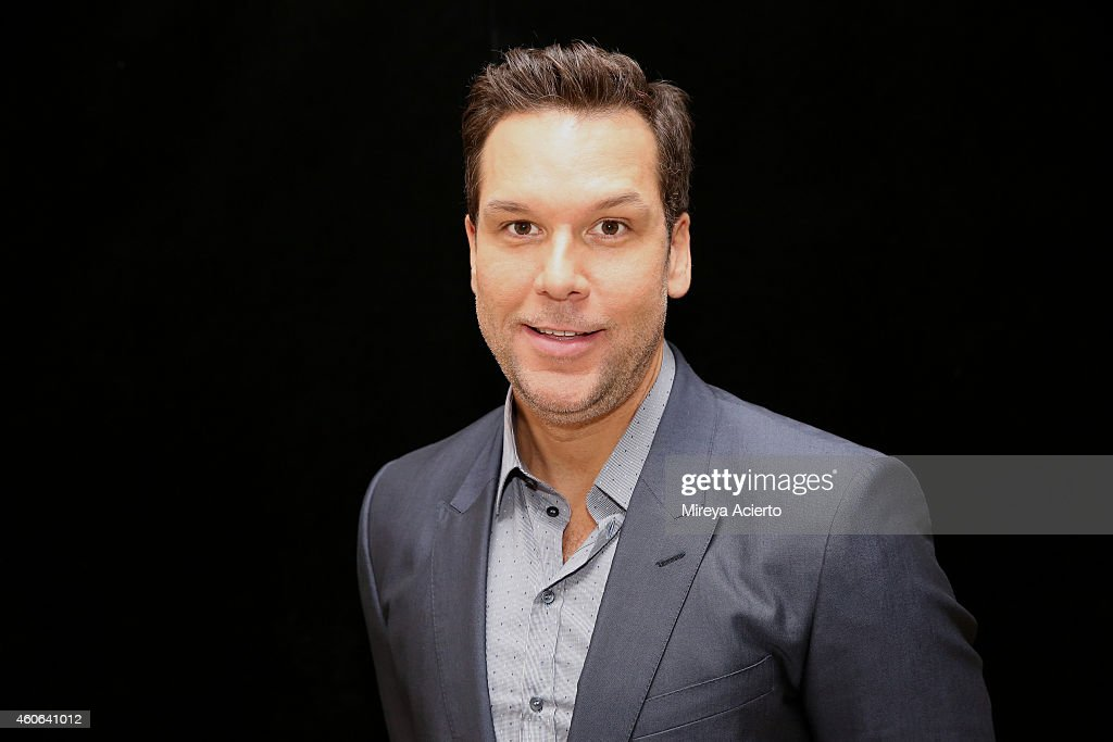 AOL's BUILD Series Presents: Comedian Dane Cook- Portraits, October 13, 2014 : News Photo