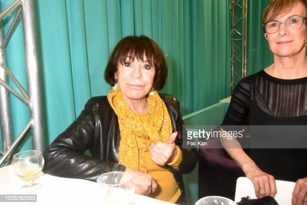 """Comedian Daniele Evenou attend the 5th """"Salon de la Gastronomie des Outre-Mer"""" : Launch Cocktail At Palais Des Expositions Porte De Versailles on..."""