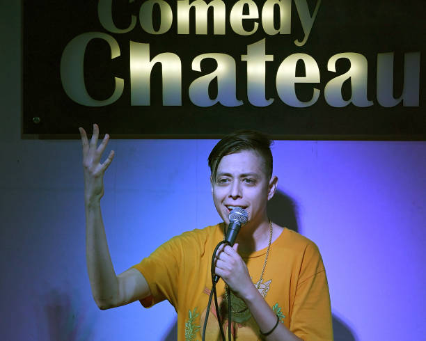 CA: Standup Comedy At The Comedy Chateau