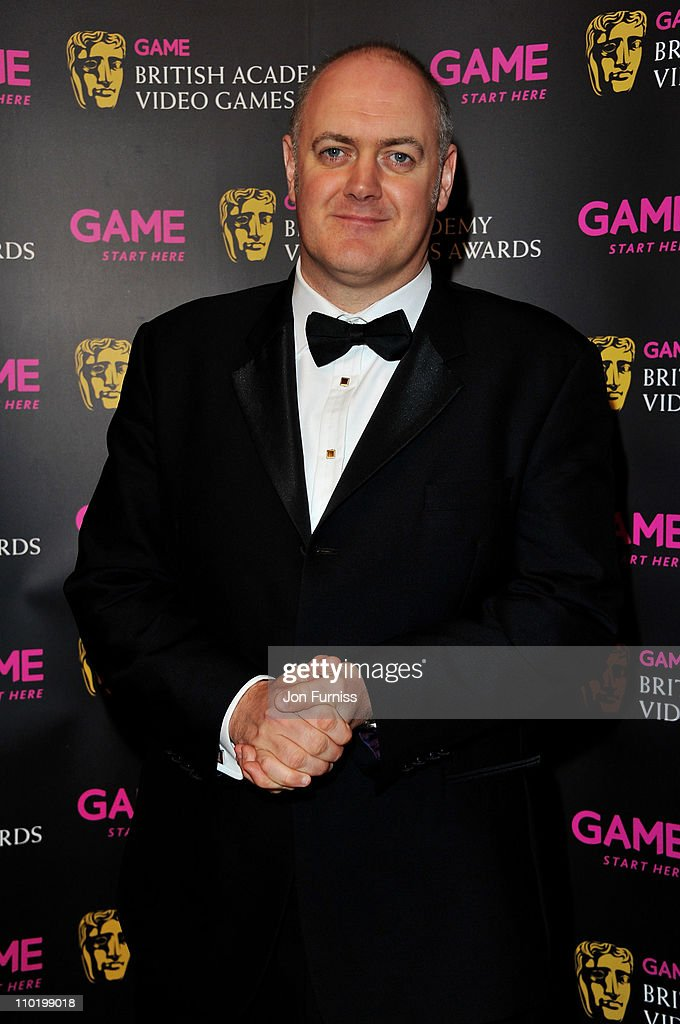 GAME British Academy Video Games Awards in 2011 - Arrivals
