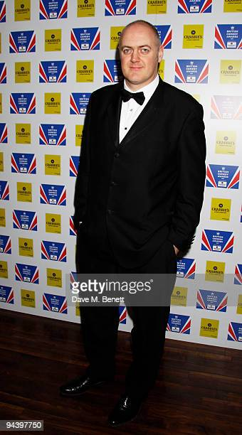 Comedian Dara O'Briain attends the British Comedy Awards on December 12 2009 in London England
