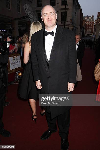 Comedian Dara O'Briain attends the Galaxy British Book Awards at the Grosvenor House Hotel on April 3 2009 in London United Kingdom