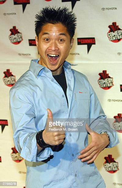 Comedian Dat Phan of Lasat Comic Standing attends Comedy Central's First Ever Awards Show The Commies at Sony Pictures Studios in Culver City...