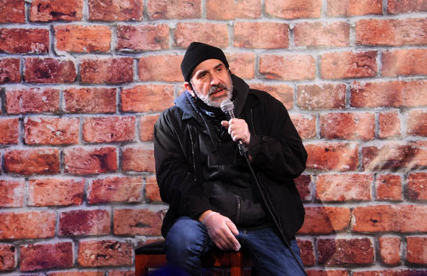 NJ: Dave Attell & Friends Perform At The Stress Factory Comedy Club