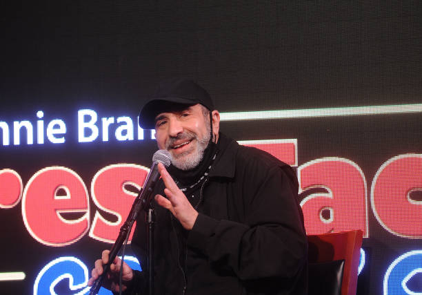 NJ: Dave Attell Performs At The Stress Factory