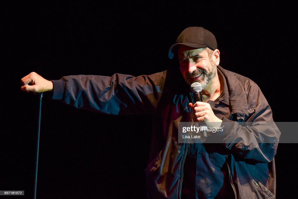 Jeff Ross & Dave Attell Perform In Bethlehem, Pennsylvania