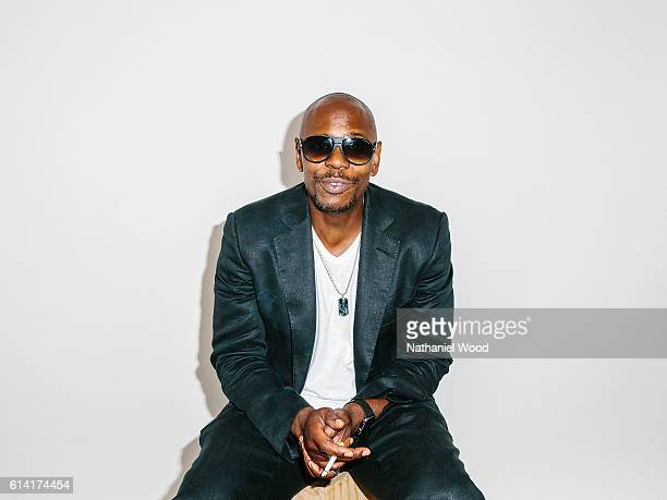 Comedian Dave Chappelle is photographed for GQcom on June 28 2016 in Los Angeles California