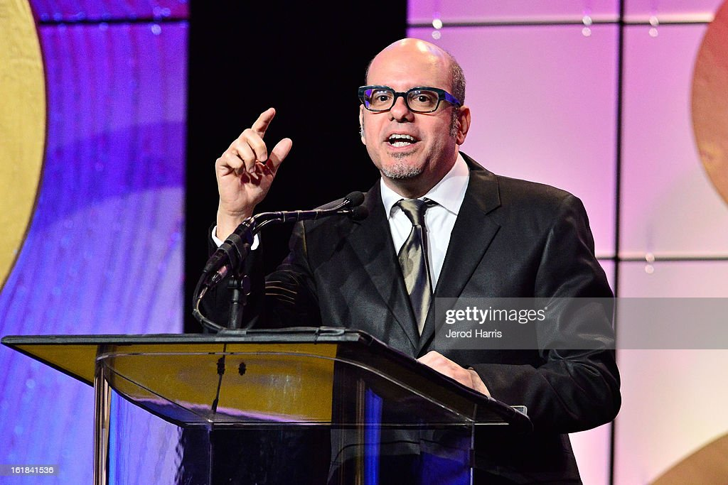 Comedian David Cross hosts the 63rd Annual ACE Eddie Awards at the Beverly Hilton Hotel on February 16, 2013 in Beverly Hills, California.