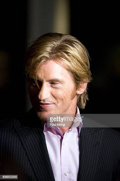Comedian Denis Leary on the red carpet at the 11th Annual Kennedy Center Mark Twain Prize for American Humor Award to George Carlin at the John F...