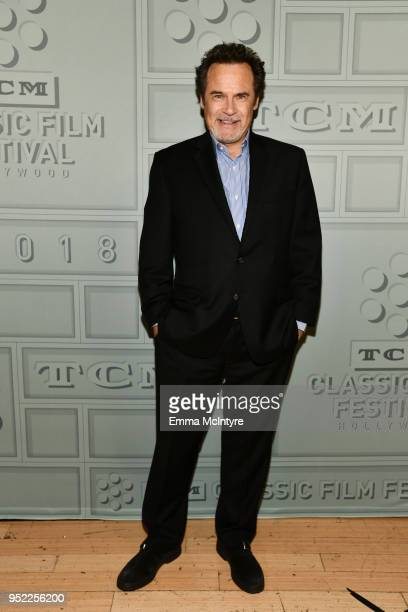 Comedian Dennis Miller attends Day 2 of the 2018 TCM Classic Film Festival on April 27 2018 in Hollywood California 350620