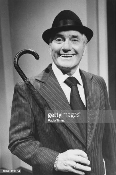 Comedian Dick Emery in a sketch from the television series 'The Dick Emery Show' October 16th 1979