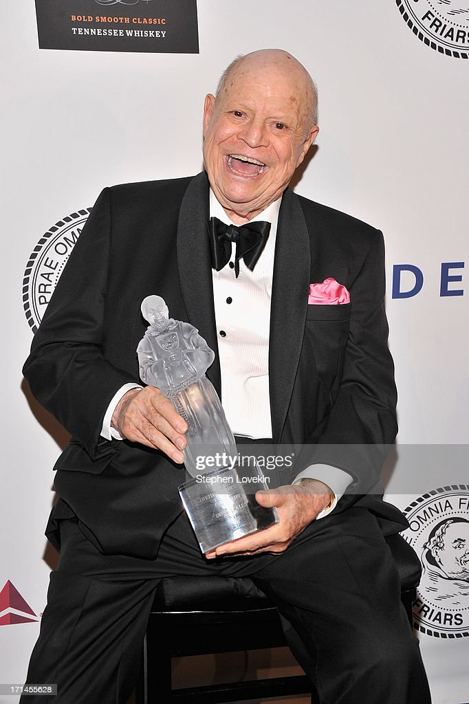 Comedian Don Rickles attends The Friars Foundation Annual Applause Award Gala at The Waldorf=Astoria on June 24, 2013 in New York City.