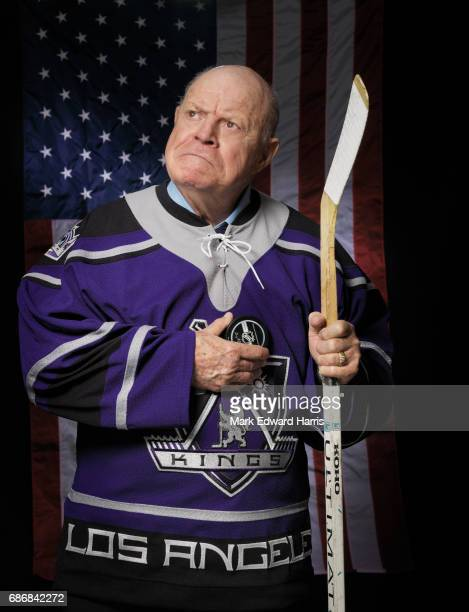 Comedian Don Rickles is photographed for Self Assignment on January 29 2007 in Los Angeles California