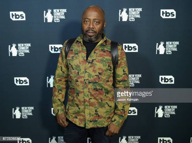 Comedian Donnell Rawlings attends the TBS Comedy Festival 2017 TBS NYCF Presents The Official NYCF2017 Talent Party on November 9 2017 in New York...