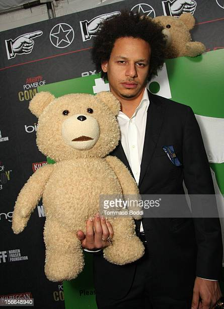 Comedian Eric Andre arrives at Variety's 3rd annual Power of Comedy event presented by Bing benefiting the Noreen Fraser Foundation held at Avalon on...