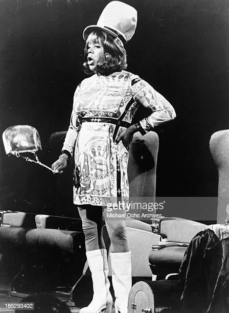 Comedian Flip Wilson plays a character in a scene from The Flip Wilson Show in circa 1972 in Los Angeles California