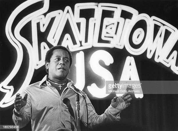 Comedian Flip Wilson plays both the coowner of a roller rink and his wife in Skatetown USA which was relesed in 1978
