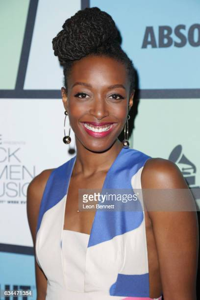 Comedian Franchesca Ramsey attends 2017 Essence Black Women in Music at NeueHouse Hollywood on February 9, 2017 in Los Angeles, California.