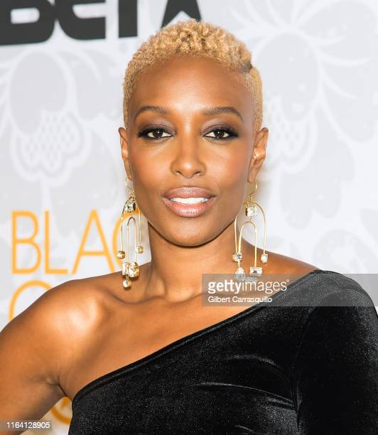 Comedian Franchesca Ramsey attends 2019 Black Girls Rock! at NJ Performing Arts Center on August 25, 2019 in Newark, New Jersey.
