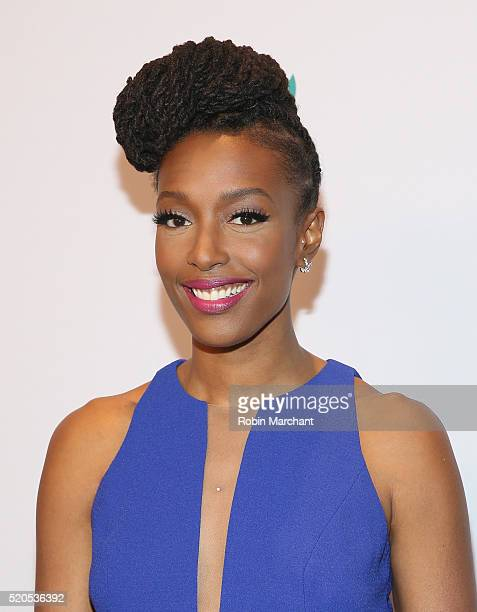 Comedian Franchesca Ramsey attends 8th Annual Shorty Awards Red Carpet And Awards Ceremony at The New York Times Center on April 11, 2016 in New York...