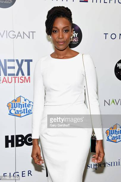 Comedian Franchesca Ramsey attends HBO's Night Of Too Many Stars America Unites For Autism Programs at The Theater at Madison Square Garden on...