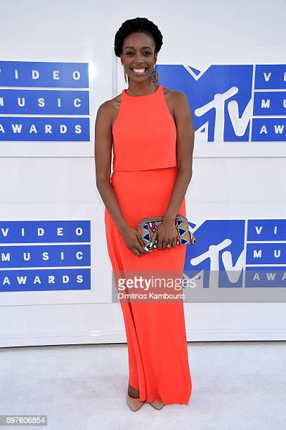 Comedian Franchesca Ramsey attends the 2016 MTV Video Music Awards at Madison Square Garden on August 28, 2016 in New York City.