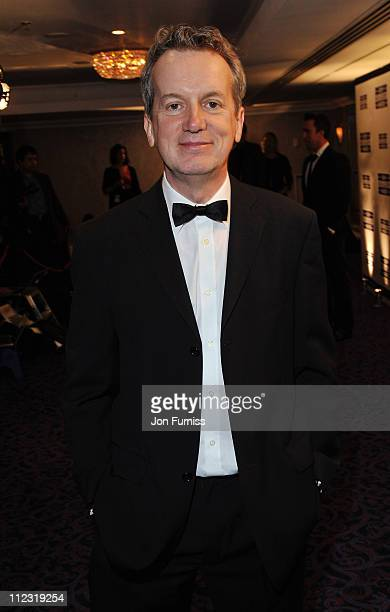 Comedian Frank Skinner attends the Sony Radio Academy Awards held at The Grosvenor House Hotel on May 10 2010 in London England
