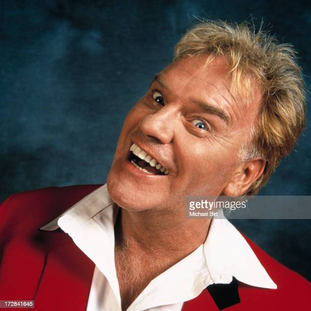 Comedian Freddie Starr is photographed on June 15 1998 in London England