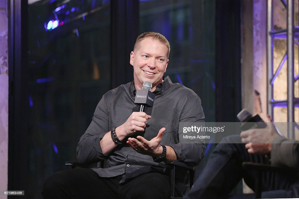 The Build Series Presents Gary Owen Discussing His New BET Show 'The Gary Owen Show'