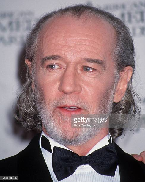 Comedian George Carlin attending 7th Annual American Comedy Awards on February 28, 1993 at Shrine Auditorium in Los Angeles, California.