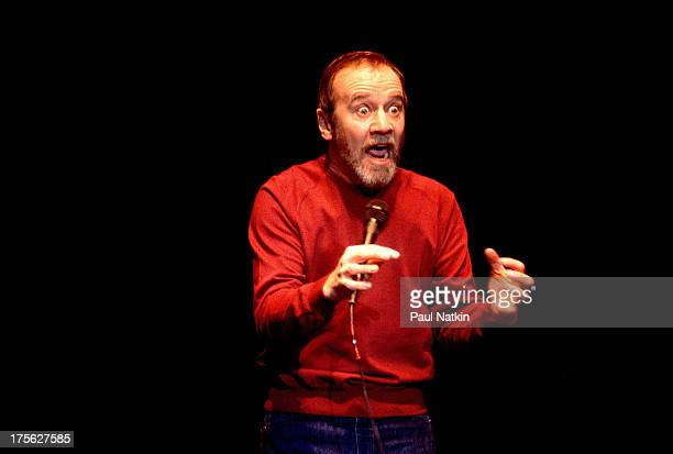 Image result for George Carlin getty images