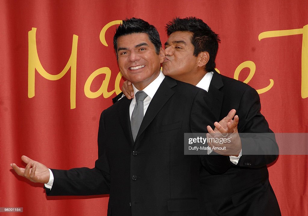 Rq Media Wax >> Fotos und Bilder von Madame Tussaud's George Lopez Wax Figure Unveiling | Getty Images
